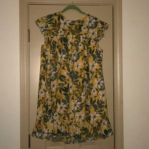 Junior Girls Dress Size Large